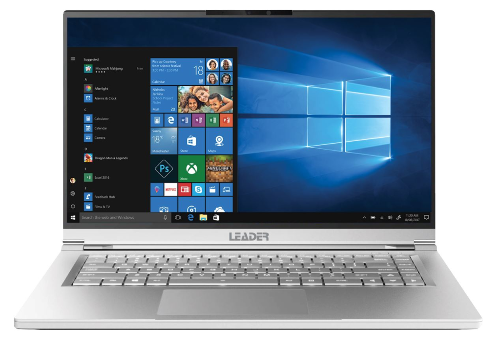 Leader mid range laptop under $2000 suitable for high, home and business use
