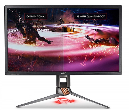 ASUS PG27UQ 4K Gaming Monitor 144Hz Refresh Rate