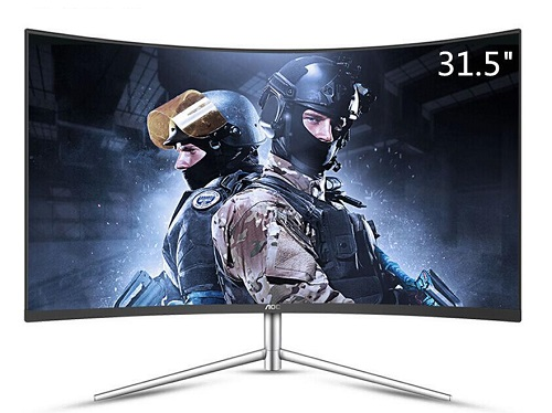 AOC Curved 31.5 inch Gaming Monitor