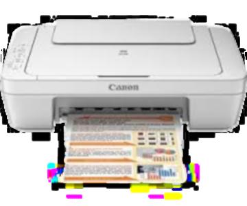 Canon MG2560 multifunction printer