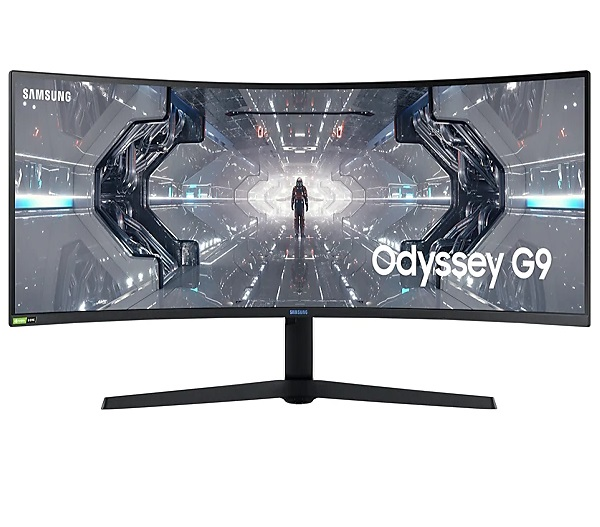 "Samsung 49"" UltraWide Gaming screen"