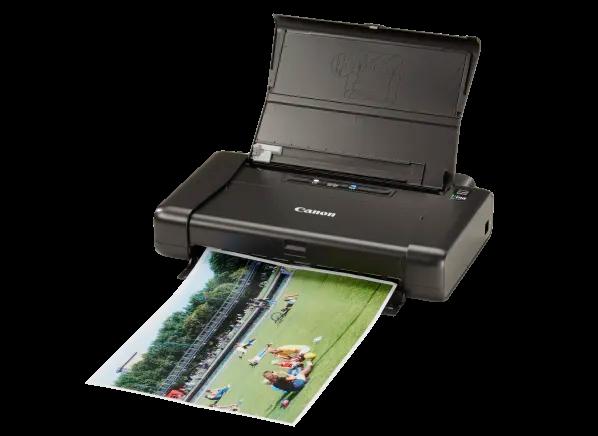 Canon iP110 mobile inkjet printer